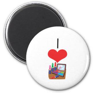 I Heart (Love) Makeup Magnet