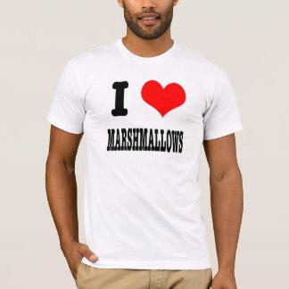 I HEART (LOVE) marshmallows T-Shirt