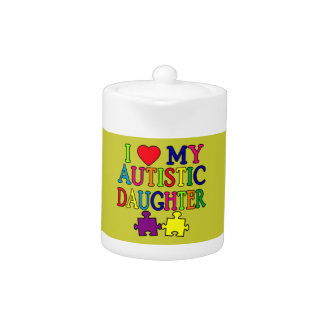 I Heart (Love) My Autistic Daughter