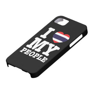 I Heart (Love) My Thai People iPhone SE/5/5s Case