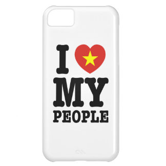 I Heart (Love) My Viet People Case For iPhone 5C