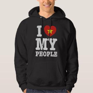 I Heart (Love) My Viet People Hoodie