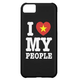 I Heart (Love) My Viet People iPhone 5C Case
