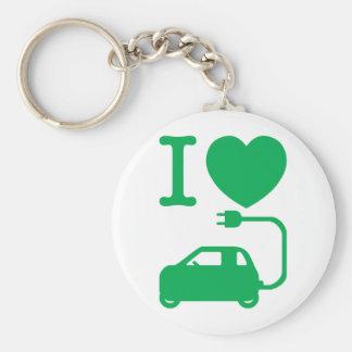 I Heart {Love} NEVs Keychain