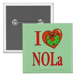 I Heart (Love) NOLA, Button