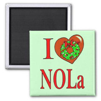 I Heart (Love) NOLA, Magnet
