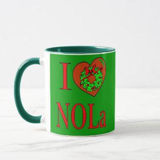 I Heart (Love) NOLA,, Mug