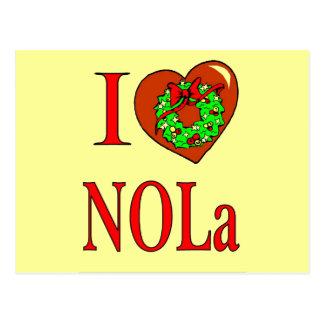 I Heart (Love) NOLA, Postcard