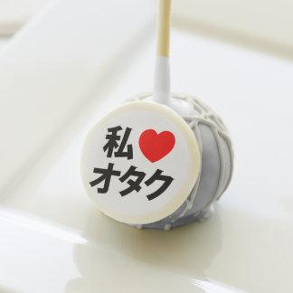 I Heart [Love] Otaku ~ Japanese Geek Cake Pops