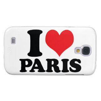 I Heart love Paris HTC Vivid Case