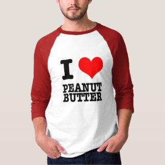 I HEART (LOVE) PEANUT BUTTER T-Shirt