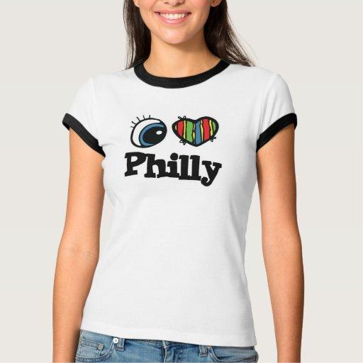 I Heart (Love) Philly Shirt