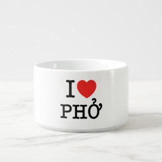 I Heart (Love) Pho Bowl