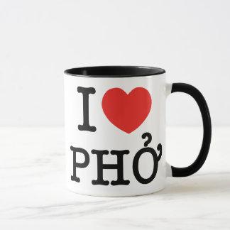 I Heart (Love) Pho Mug