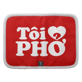 I Heart (Love) Pho (Tôi ❤ PHỞ) Vietnamese Language Planners