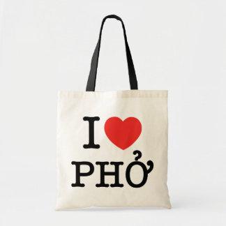 I Heart (Love) Pho Tote Bag