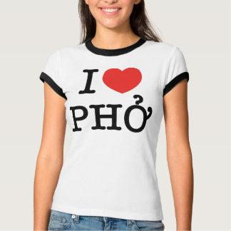 I Heart (Love) Pho Tshirts