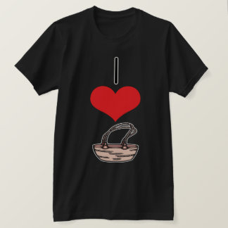 I Heart (Love) Purses, Handbags T-Shirt