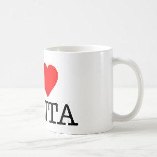 I Heart (Love) Santa Coffee Mug