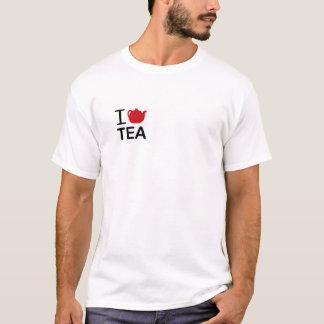 I heart (love) TEA (teapot) :) T-Shirt