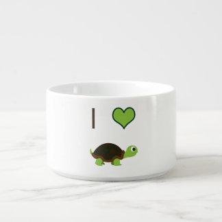 I heart (love) Turtles Bowl