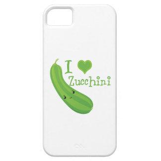 I Heart (love) Zucchini iPhone SE/5/5s Case