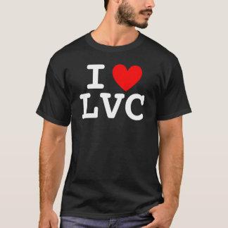 I Heart LVC Men's Tee - Black
