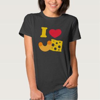 I Heart Mac and Cheese T Shirt