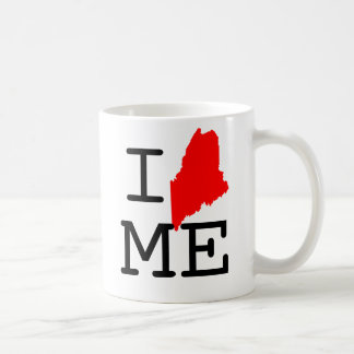 I Heart Maine Mug