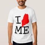 I Heart Maine T T Shirts