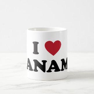 I Heart Manama Bahrain Coffee Mug