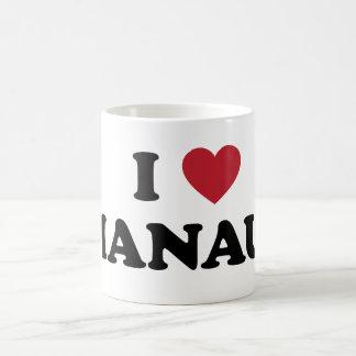 I Heart Manaus Brazil Coffee Mug