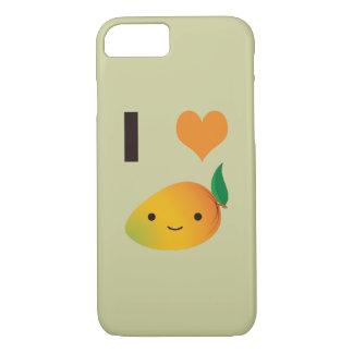 I Heart Mango iPhone 8/7 Case