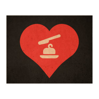 I Heart margarine Icon Cork Fabric