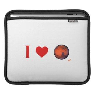 I Heart Mars Electronics Case