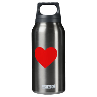 I Heart Mars Insulated Water Bottle
