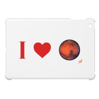 I Heart Mars iPad Mini Case