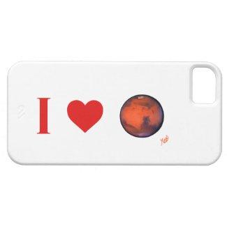 I Heart Mars iPhone 5 Case