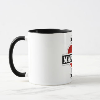 I Heart Maryland Mug