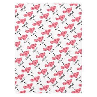 I heart Maui Tablecloth