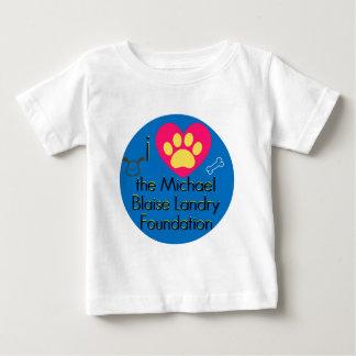 I heart MBL Foundation Baby T-Shirt