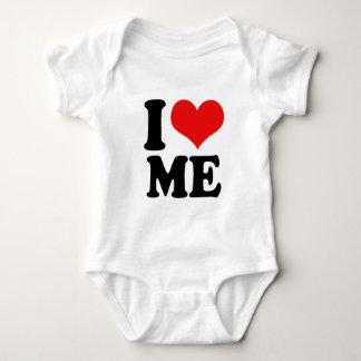 I Heart Me Baby Bodysuit