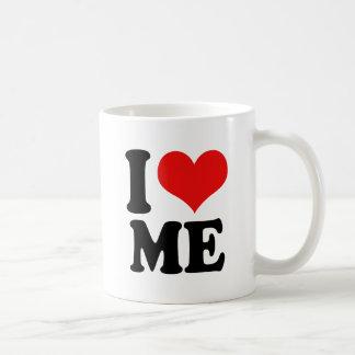 I Heart Me Coffee Mug