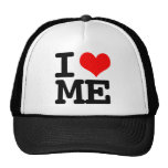 I Heart Me Mesh Hat