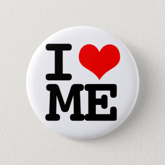 I Heart Me Pinback Button