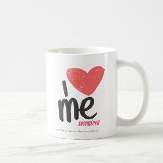 I Heart Me Pink Coffee Mug