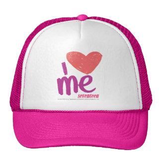 I Heart Me Pink/Purple Trucker Hat