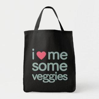 I Heart Me Some Veggies Tote Bag