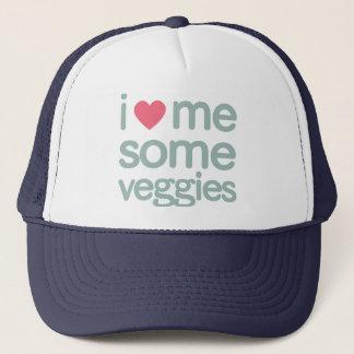 I Heart Me Some Veggies Trucker Hat