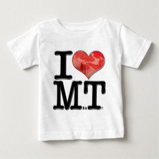 I (heart) MeaT Baby T-Shirt